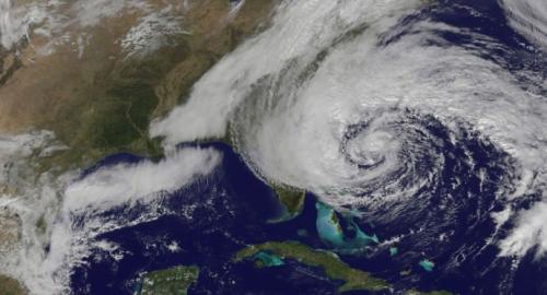 Uragano Sandy: il bilancio negli USA è tragico